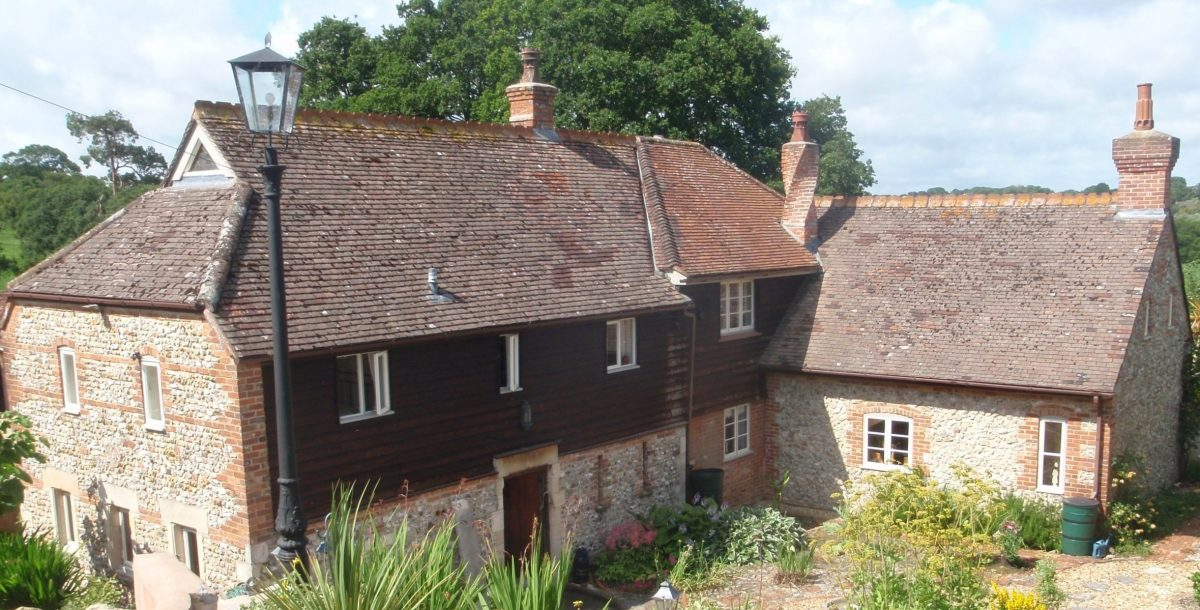 Sturminster Newton-Gorse Farm House B&B 2
