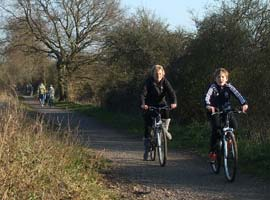 Sturminster Newton-North Dorset Trailway Network 2