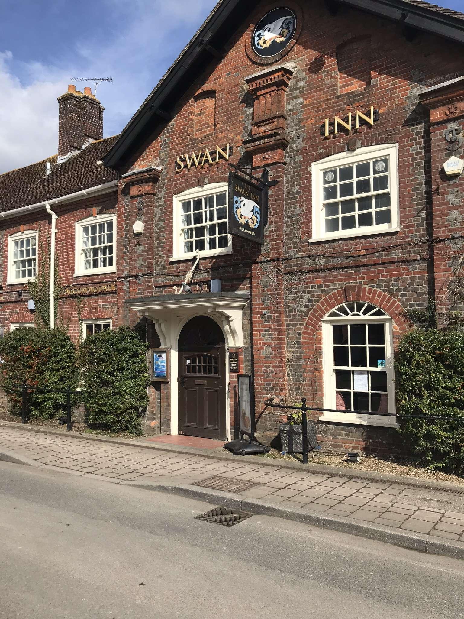 Sturminster Newton-The Swan Inn 7