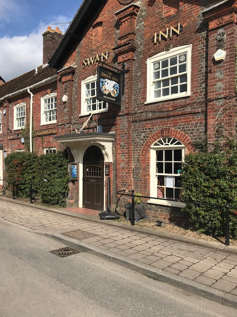 Sturminster Newton-The Swan Inn