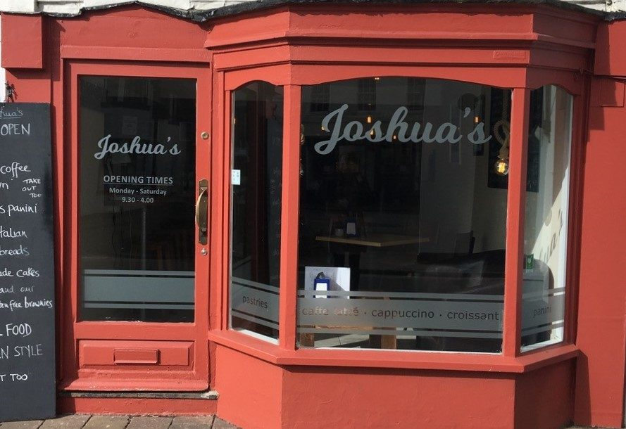 Sturminster Newton-Joshua's Coffee Shop