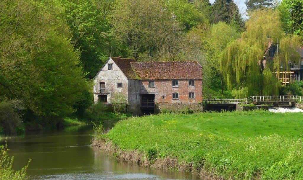 Sturminster Newton-8 of the Best, scenic walks around Sturminster and its rural history.