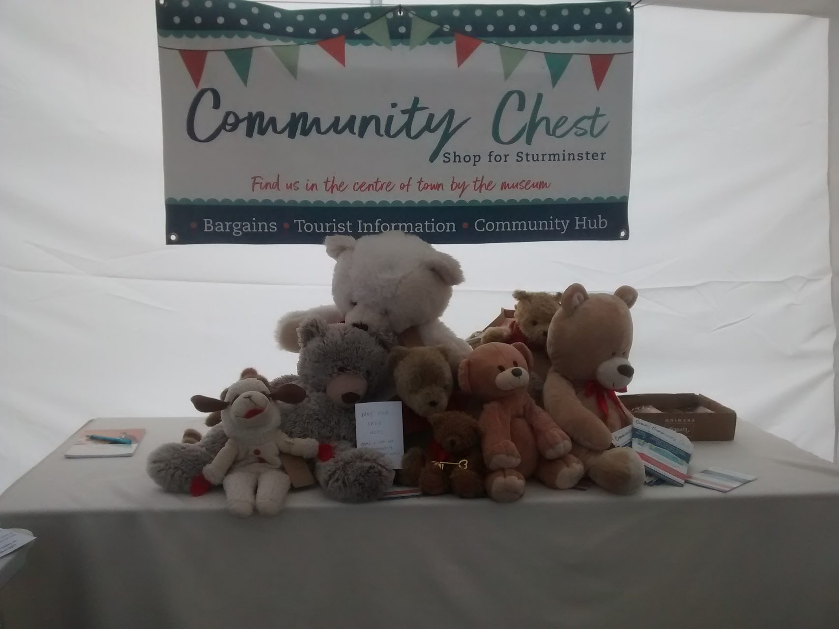 Sturminster Newton-The Community Chest 5