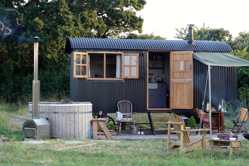 Sturminster Newton-Farmstead Glamping 5